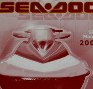 2002 SEA DOO Speedster Challenger 1800/2000 X20 Service Shop Repair Manual OEM X