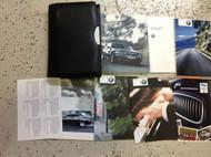 2006 BMW 750i 750Li 760i 760Li Owners Manual W CASE + EXTRAS OEM BOOK BMW x
