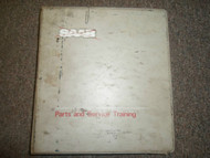 1980s 1990s STERLING Service Training Technical Bulletins Manual DEALERSIP OEM