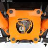 Polaris RZR XP1000/XP1000 Turbo Radius Rod Plate