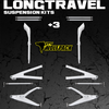 Long Travel Suspension Kit +3