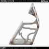 Sway Bar Brace Brackets for Polaris Xp1000
