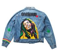 Bob Marley One Love Jacket #1