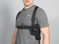 Gen2 Universal TUF Harness Only (no firearm holsters or mag pockets)