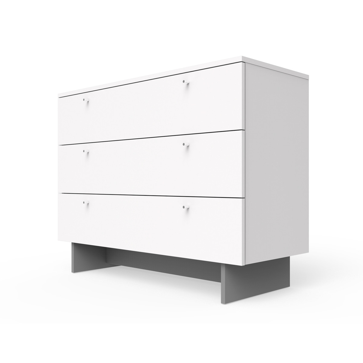 Roh Dresser White Finish