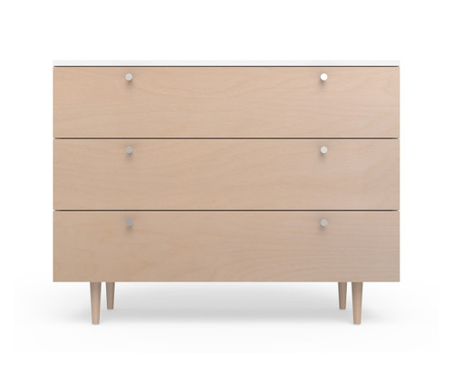 "Ulm 45"" Birch, Wide Dresser"