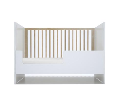 Oliv crib toddler conversion