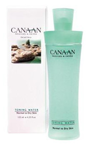 Toning Water - Normal to Dry Skin
