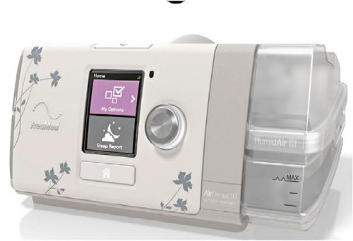 Used CPAP - Refurbished ResMed S10 Autoset for Her CPAP ...