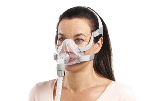 Resmed Airfit F10 For Her Full Face Mask With Headgear