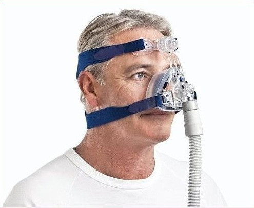 Resmed Mirage Softgel Nasal Mask With Headgear Cpap