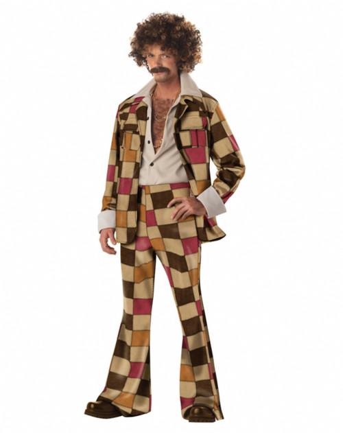 disco sleazeball 70s costume the costume shoppe. Black Bedroom Furniture Sets. Home Design Ideas