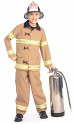 Children's Firefighter Halloween Costume