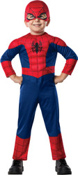Marvel Ultimate Spider-Man Muscle Toddler Costume