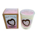Hearts - Love & Peace - Pink Clouds - 7oz