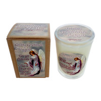 Angel - Giving Gratitude to God - Clouds - 7oz
