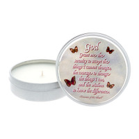 Butterfly Line - Serenity Prayer - 2oz