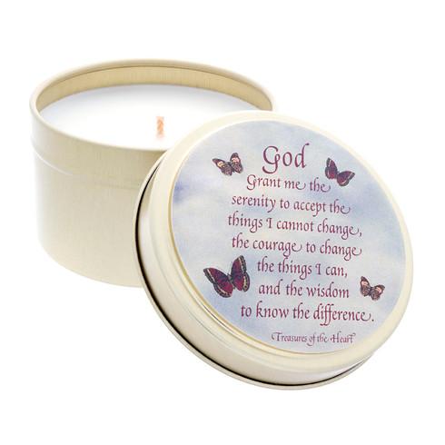Butterfly Line - Serenity Prayer - Clouds - 6oz