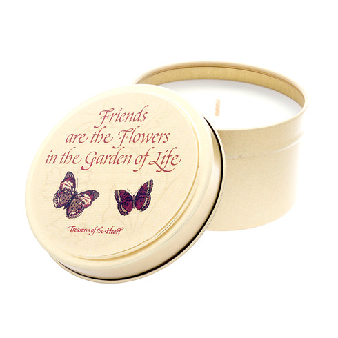 Butterfly Line - Friends are the flowers - 6oz