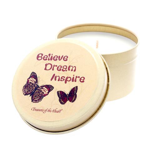 Butterfly Line - Believe Dream Inspire - 6oz