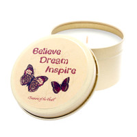 Butterfly Line - Believe Dream Inspire - 6oz