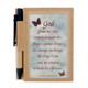 Butterfly Line - Serenity Prayer - Journal