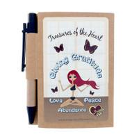 Meditation Line - Giving Gratitude - Journal