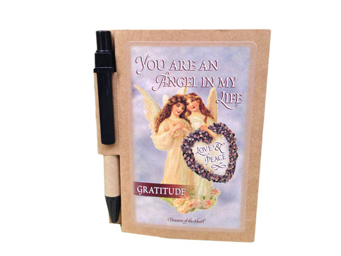 Angel Line - Angel in my life - Gratitude - Journal