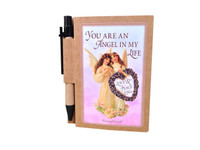 Angel Line - Angel in my life - Gratitude - Journal