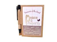 Meditation Line - Peace & Prosperity - Journal