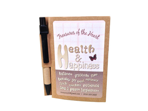Meditation Line - Health & Happiness - Journal