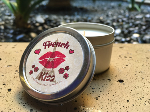 French Kiss - Eiffel Tower - 2oz