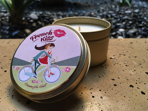 French Kiss - Bicycle - 6oz