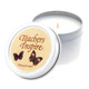 Butterfly - Teachers Inspire - Gold - 2oz