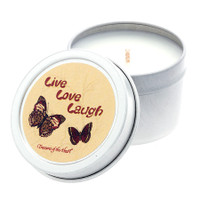 Butterfly Line - Live Love Laugh - 2oz