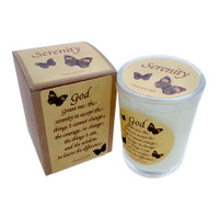 Butterfly Line - Serenity Prayer - Gold - 7oz