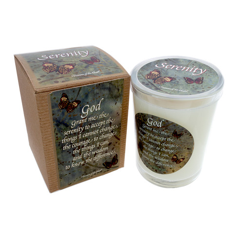 Butterfly Line - Serenity Prayer - Forest - 7oz