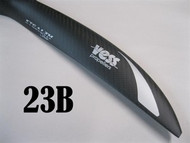 23B carbon fiber propeller
