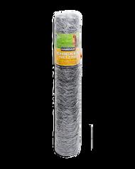 Chicken Netting Mesh 600mm x 5mtr