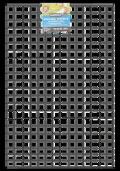 Mesh Panels 900x600mm 50 x 50mm 3.0mm