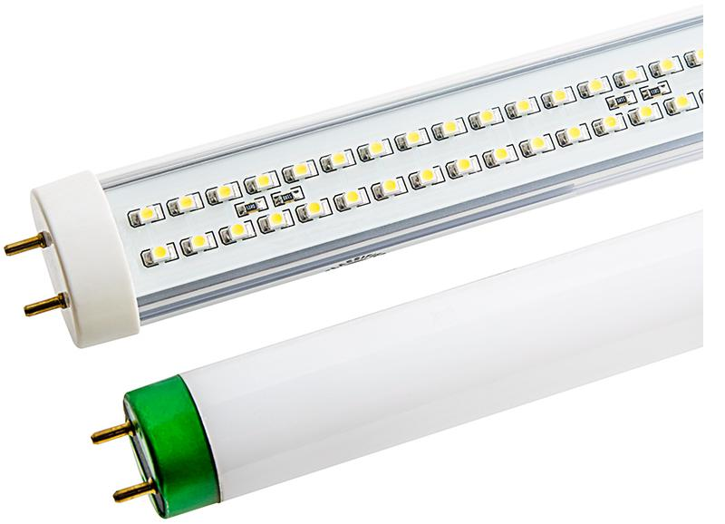 LED vs. Flourescent