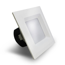 WESTGATE - 4 IN SQUARE DOWNLIGHT - SDL4-BF-5000K
