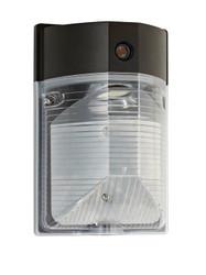CLARK LED BRONZE MINI WALL PACK W/PHOTO CELL - WM17W27V50KDP1