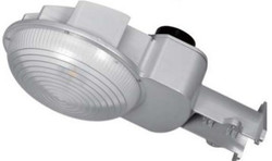 CLARK LED DUSK TO DAWN STREET / SECURITY LIGHT, SILVER/GREY, LUMINLEDS COB - ST70W27V50KASGPO