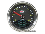 Vespa SIP Rev Counter/Speedometer - P-Series Silver