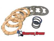 Vespa Clutch Friction Plate/Spring Kit Surflex V90/PK (B38-93075000)