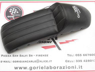 Lambretta Gori Sport Seat Hinged Black (SW-75906100)