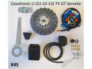 Lambretta Ignition Kit CasaTronic Casa Pro - LI/SX (DW-CPX45)