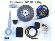 Lambretta Ignition Kit CasaTronic Casa Pro - 2.0kg GP (DW-CPX47)