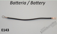 Lambretta Wire Ground Battery Casa (89-E143)